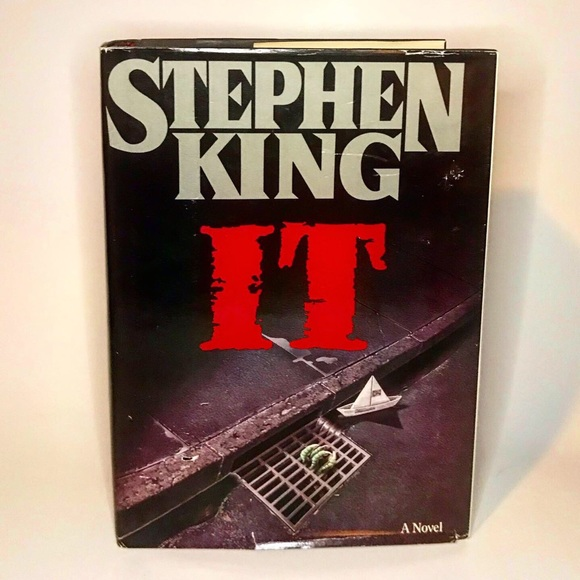 First Edition IT by Stephen King Hardcover